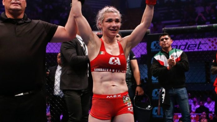 Sexy Star Wins Pro Mma Debut-7274