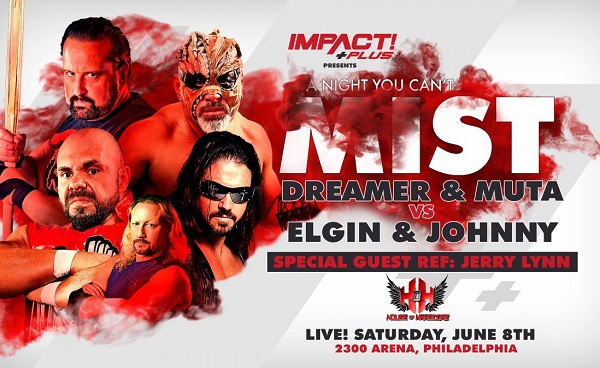 Impact Wrestling: A Night You Can't Mist