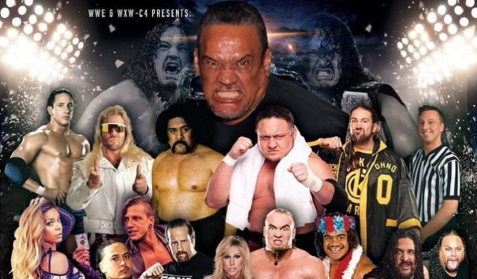 WWE Teaming Up With WXW-C4