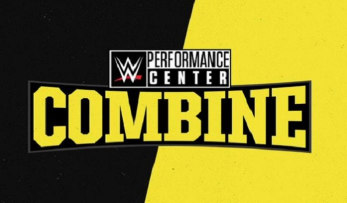 WWE Performance Center Combine