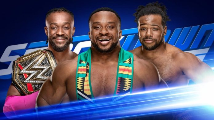 Big E will return on SmackDown this week