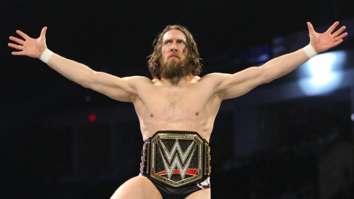 Daniel Bryan as WWE Champion. Photo Credit: WWE.com