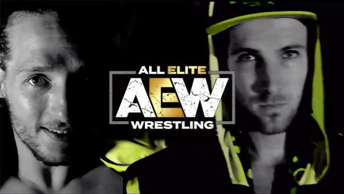 Angelico and Jack Evans