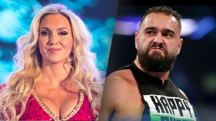Charlotte Flair, Rusev
