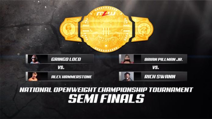 MLW National Openweight Championship