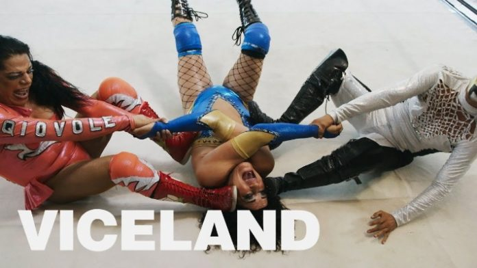 Viceland the Wrestlers