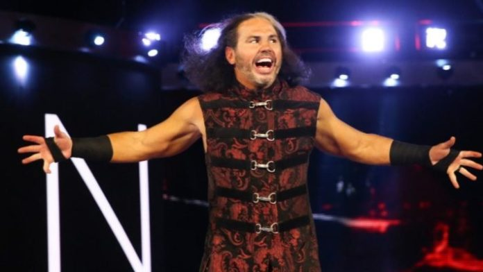 Matt Hardy Broken