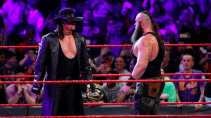 Braun Strowman The Undertaker