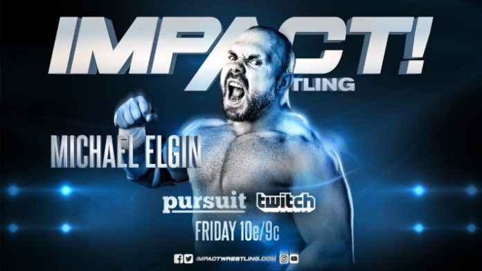 Michael Elgin Impact