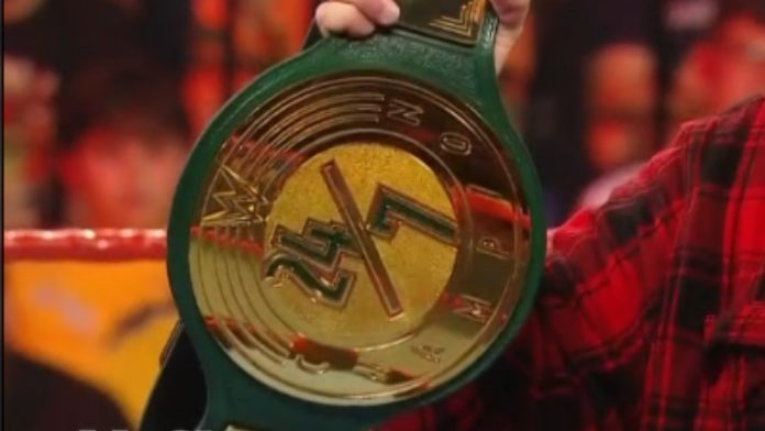 Image result for wwe 24/7 championship