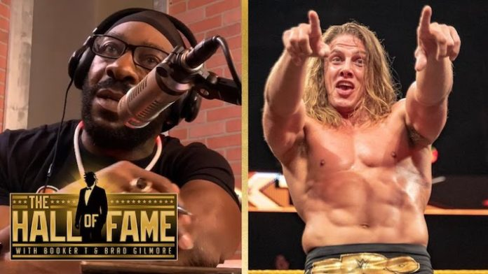 Booker T Matt Riddle
