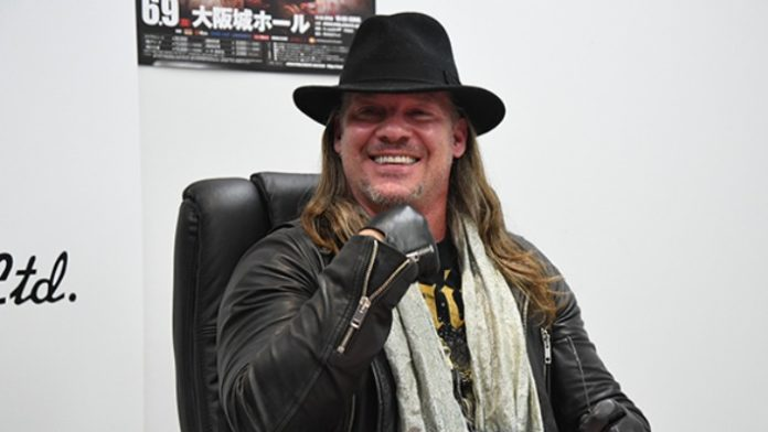 Chris Jericho on being double champion