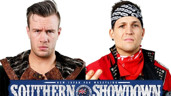 NJPW Super Showdown