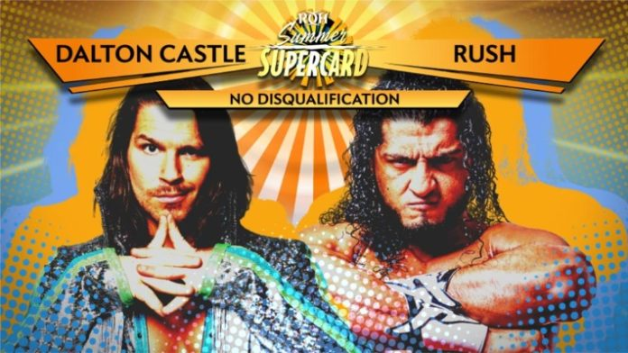 Rush vs Dalton Castle