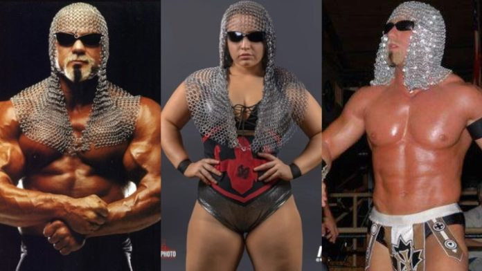Scott Steiner, Jordynne Grace, and Petey Williams