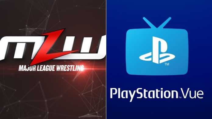 MLW PlayStation