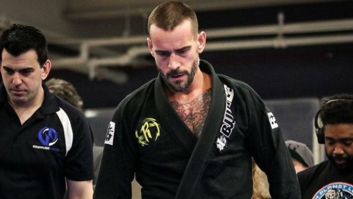 CM Punk grappling tournament