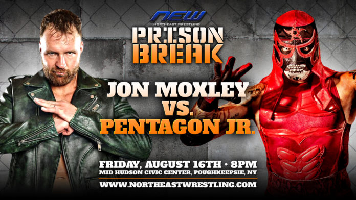 Jon Moxley vs Pentagon Jr.