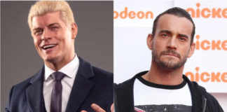 Cody and CM Punk