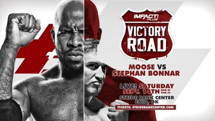 Moose vs Stephan Bonnar