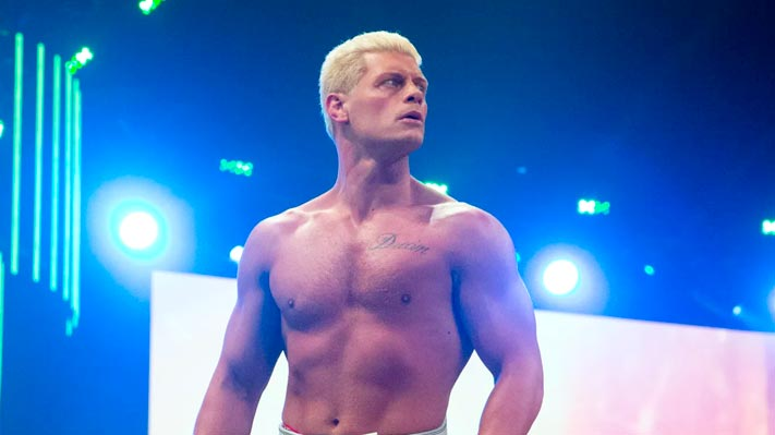 Cody Rhodes Reflects On Rejected WWE Gimmicks