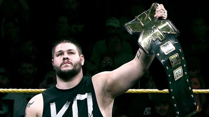 Kevin Owens NXT