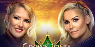 Lacey Evans vs. Natalya has been announced for Crown Jewel