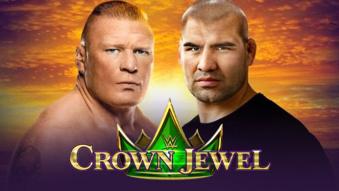 Watch WWE Crown Jewel 2019 10/30/19