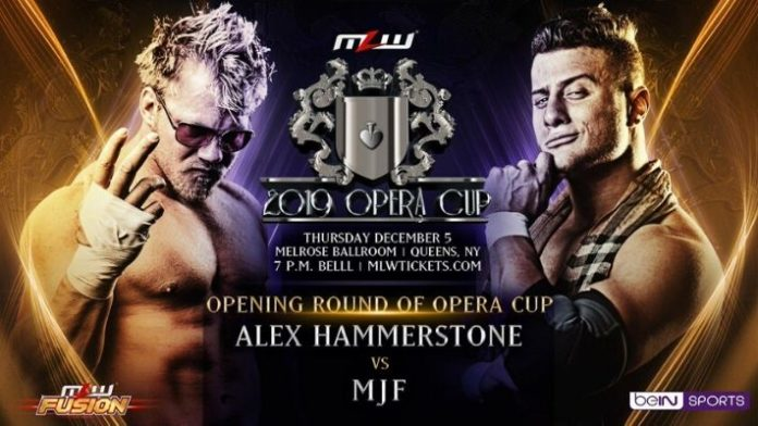 MJF vs Alex Hammerstone