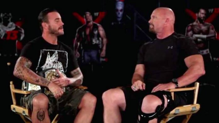 CM Punk and