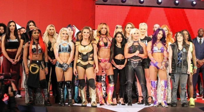 WWE Women's Division