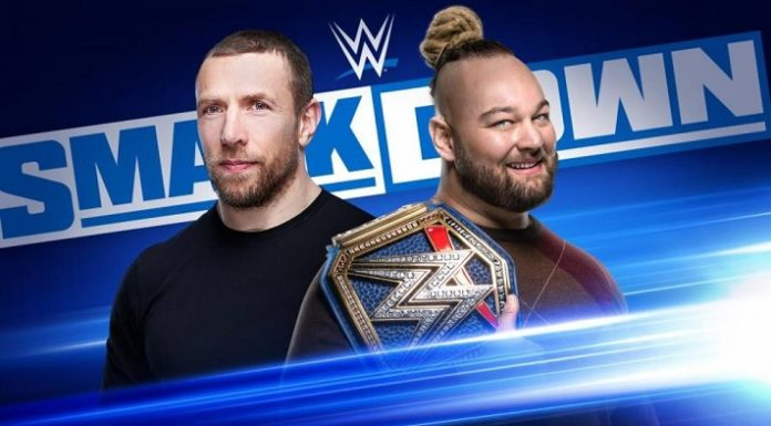 A contract signing has been announced for SmackDown