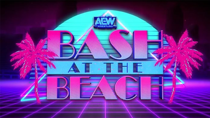 AEW Bash at the Beach