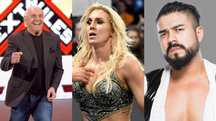 Ric Flair Reacts To Charlotte Andrade Getting Engaged