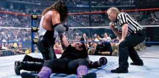 Kevin Nash vs The Undertaker