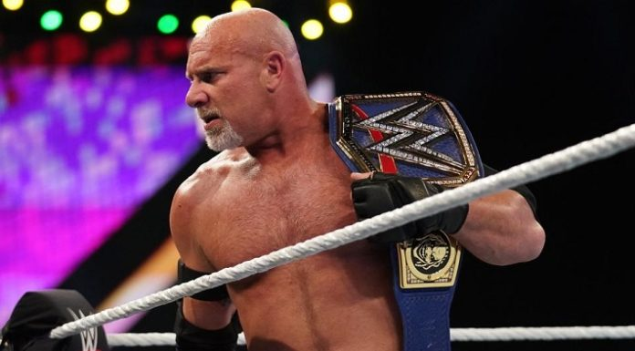 Goldberg as the Universal Champion