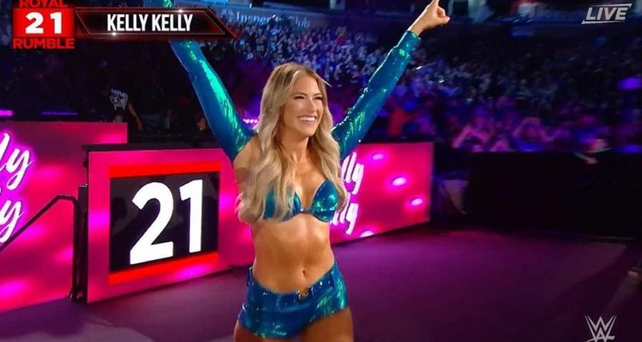 Kelly Kelly Reportedly Returning To WWE on a Part Time Basis