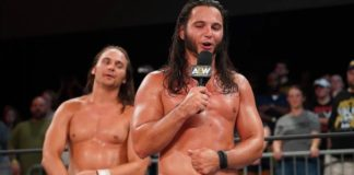 "Matt Jackson and Nick Jackson ""The Young Bucks"""