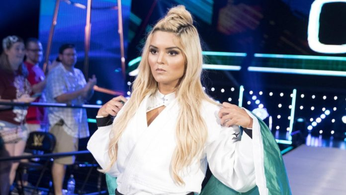 Taynara Conti Walks Out on Company After Disagreement