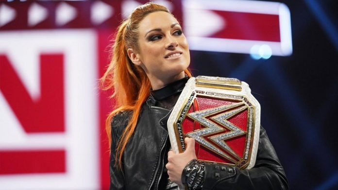 Becky Lynch On Holding Championship From WrestleMania to WrestleMania