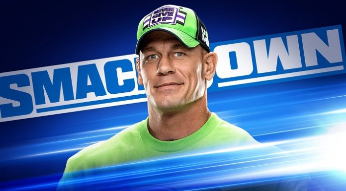 John Cena is expected at SmackDown