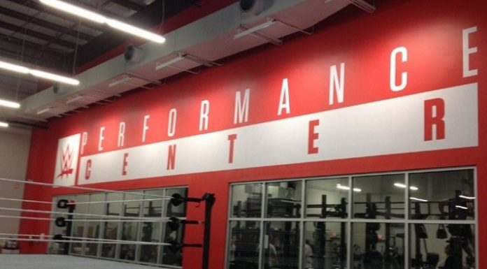 NXT will continue airing from Performance Center for the foreseeable future