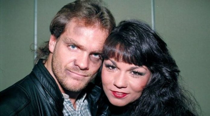 Chris & Nancy Benoit