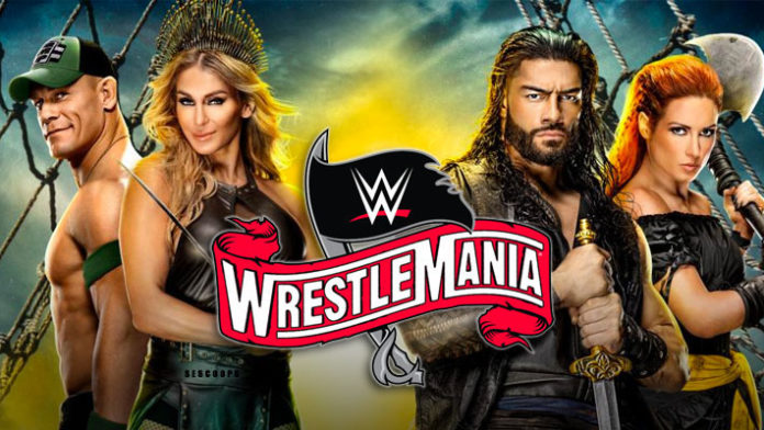 Betting Odds For WWE WrestleMania 36