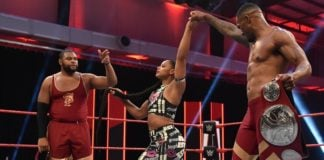 Bianca Belair is now part of Raw. Image Credit: WWE.com
