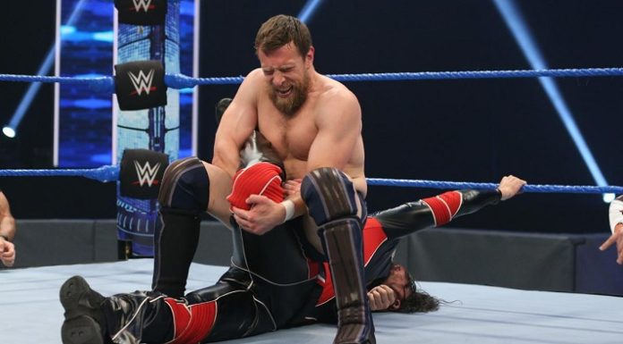 SmackDown before WrestleMania did better than Raw. Image Credit: WWE.com