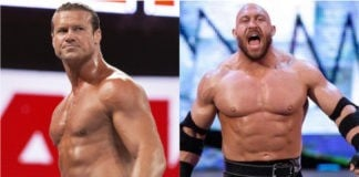 Dolph Ziggler and Ryback