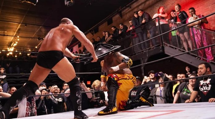 Image from a GCW event