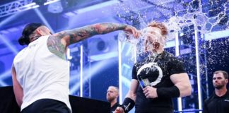 Fox Officials were thrilled about this SmackDown segment