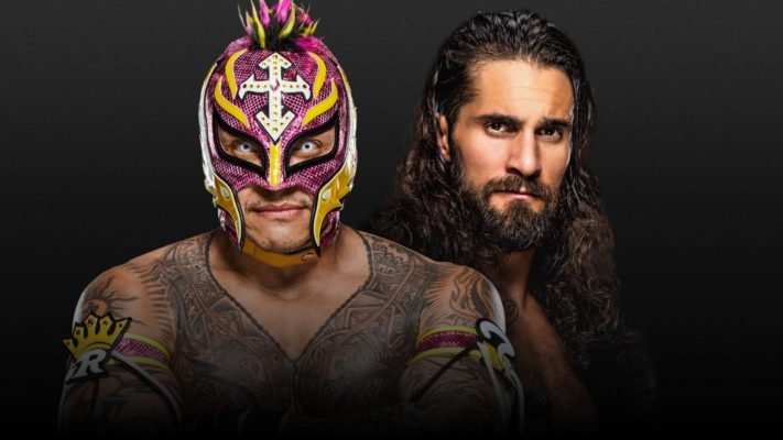 Eye for an Eye match Extreme Rules